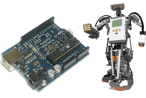 battle of the microcontrollers