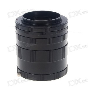 extension tube for macro photography