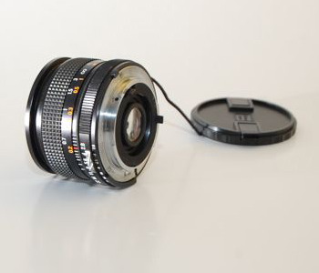 spiratone 20mm f/2.8