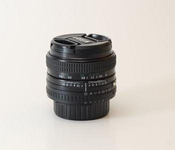 Quantaray 50mm f/2.8
