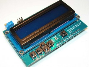 lcd shield from nuelectronics.com
